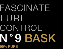 fascinate lure control N ° 9 BASK